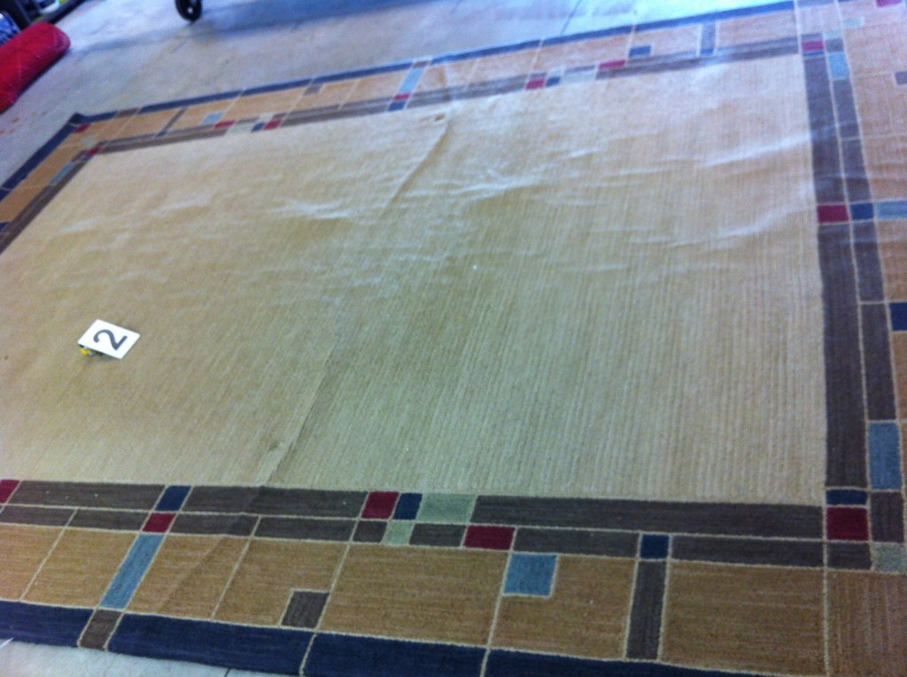 781 995 0683 Crease And Fold Mark Removal From Tufted Rugs