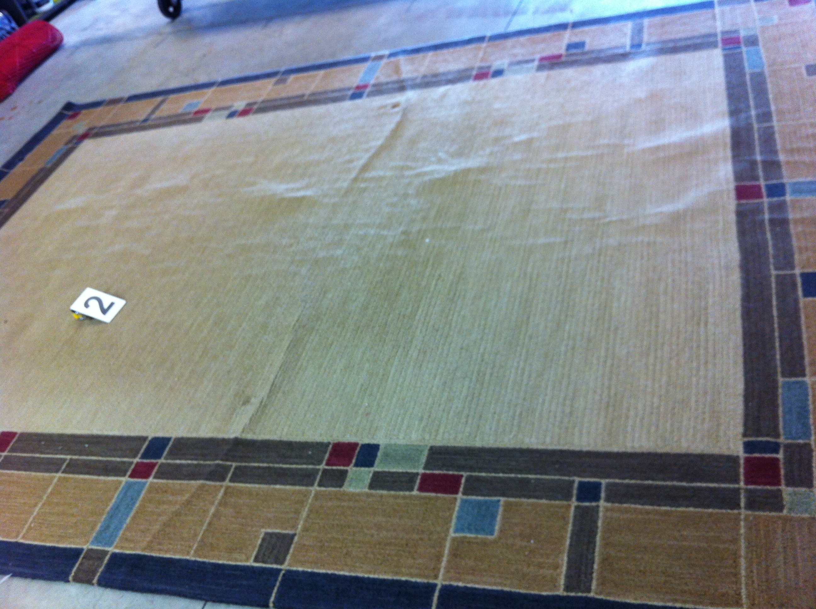 781 995 0683 Crease And Fold Mark Removal From Tufted Rugs In The
