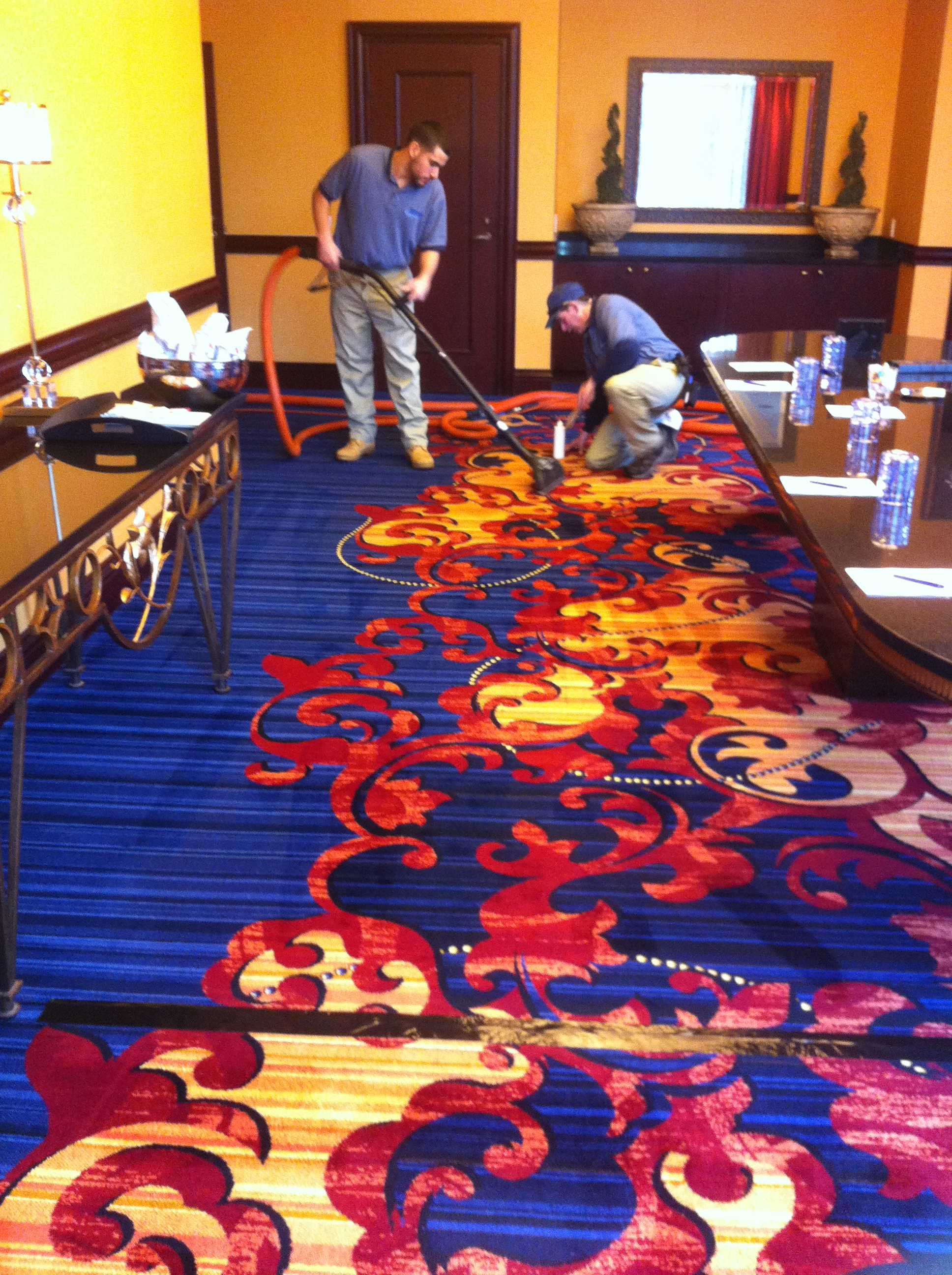 Wool Commercial Carpet Cleaning For Hotels